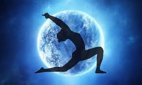 Yoga de superluna